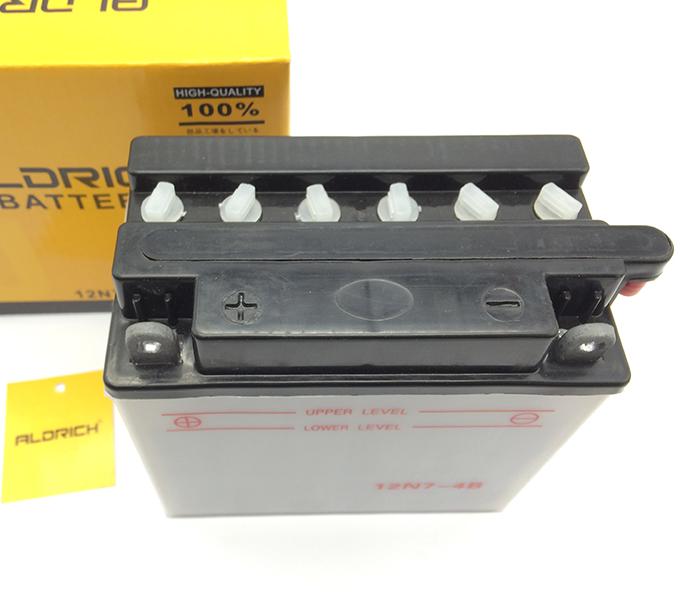 battery 12n7 4b
