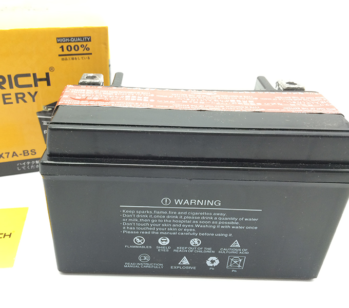 battery ytx7a bs