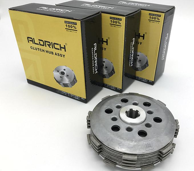 clutch hub assembly bajaj boxer100 600