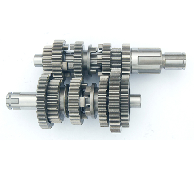 main and counter shaft cg125