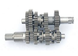 main and counter shaft cg125 four speed