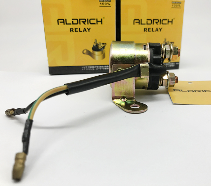 relay gn125
