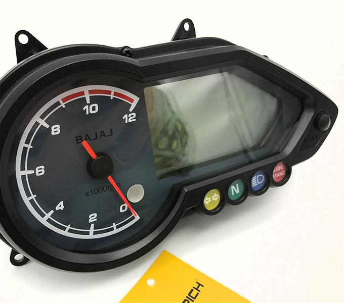speedometer pulsar180