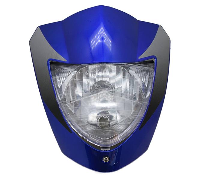 tx 200 head lamp assy 600