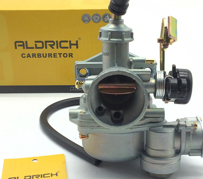carburetor dy100