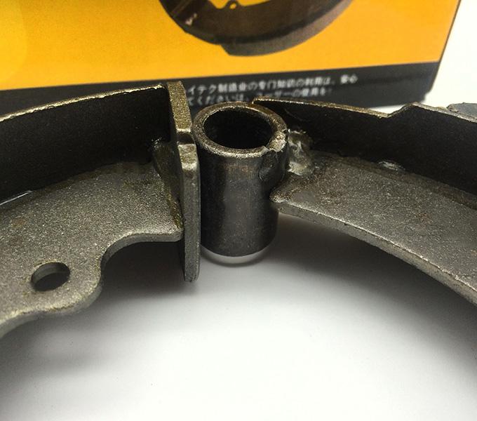 brake shoe 180mm