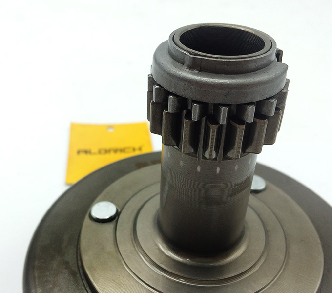 gear comp primar y clutch
