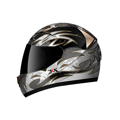 helmet gray