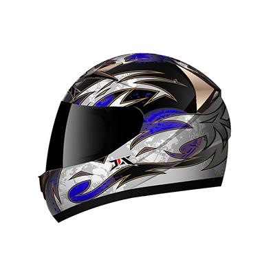 helmet purple