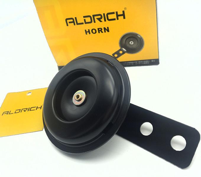 horn claxom negro12v