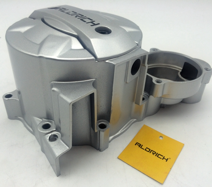 crankcase cover gn125 left