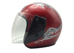 helmet aldrich red