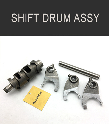 shift drum assy