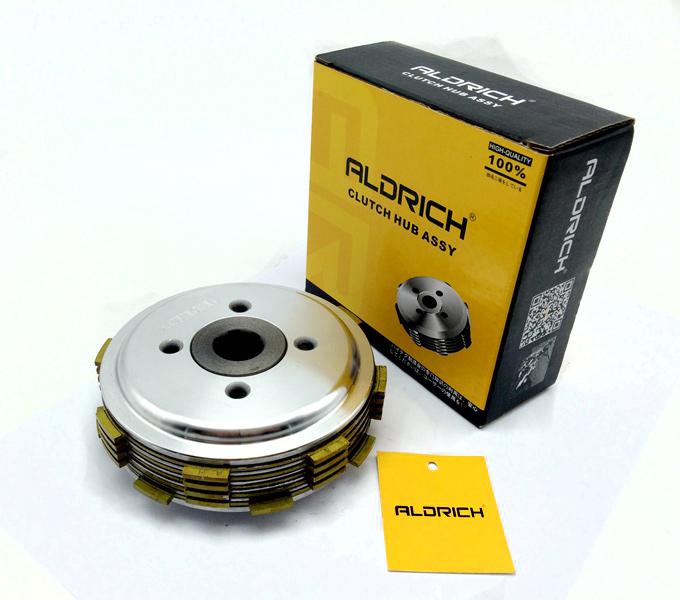 clutch hub assy cg150 4 column 5 plate