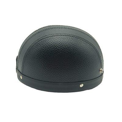 helmet harley leather