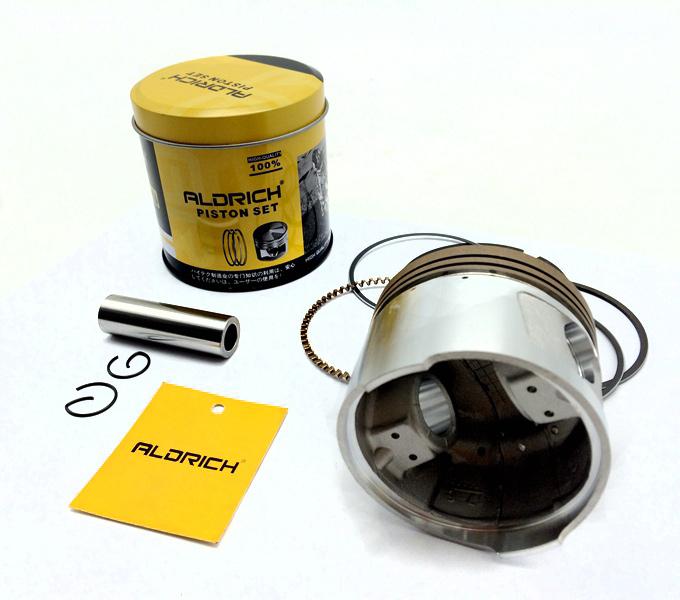 piston set lf125 7 std+