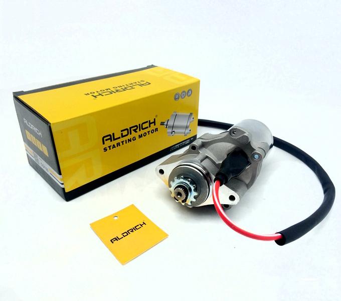 starting motor 110 single wire