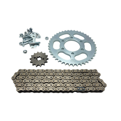 chain sprocket kit bajaj100