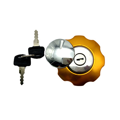 fuel tank cap lock