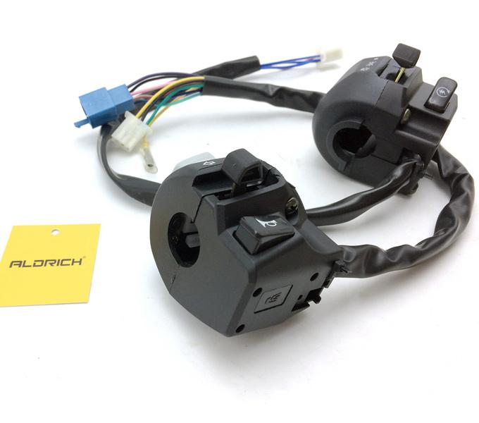 handle switch assy ybr125