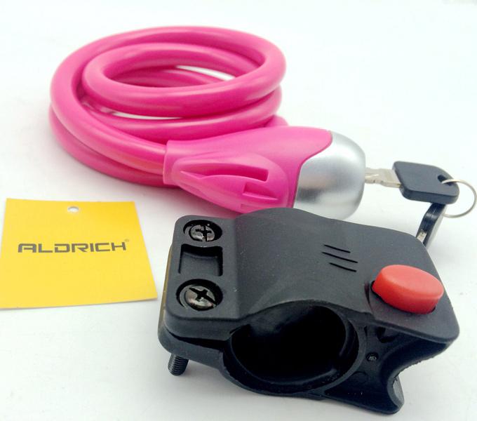 lock pink