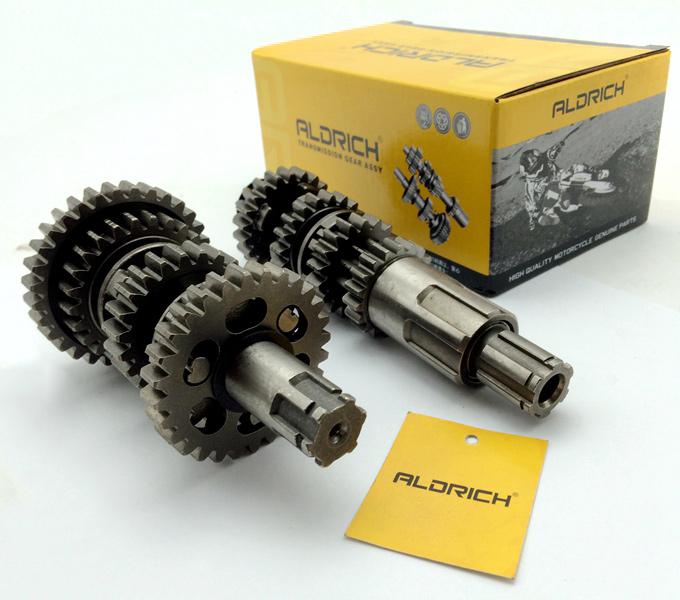 transmission gear assy 163fml