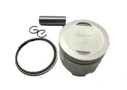 piston set bajaj boxer100 0.25++
