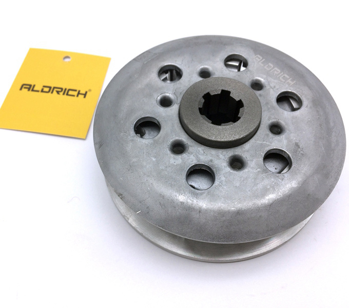 clutch hub bajaj boxer100