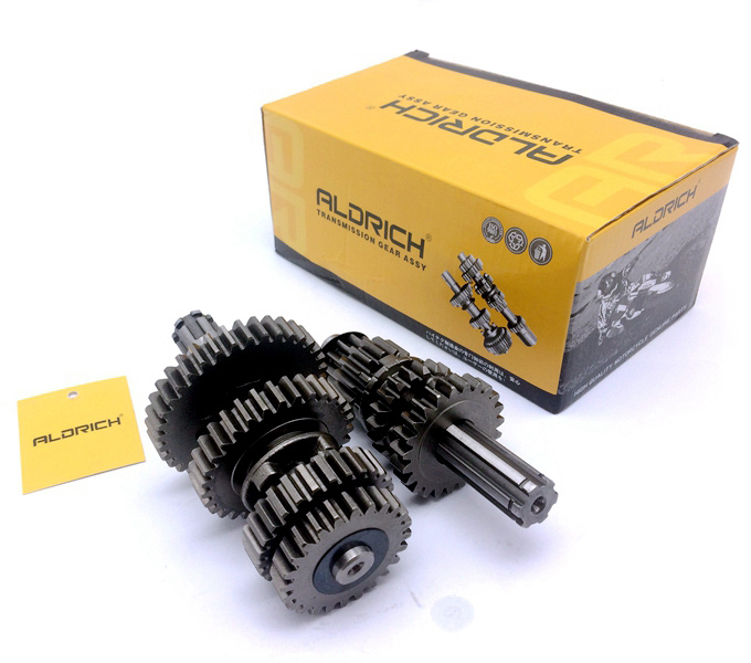 transmission gear assy cd70
