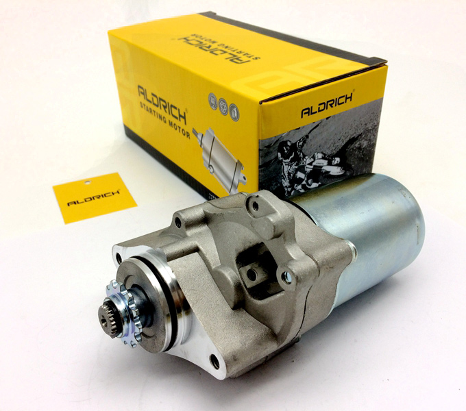 starting motor jh70 2 hold