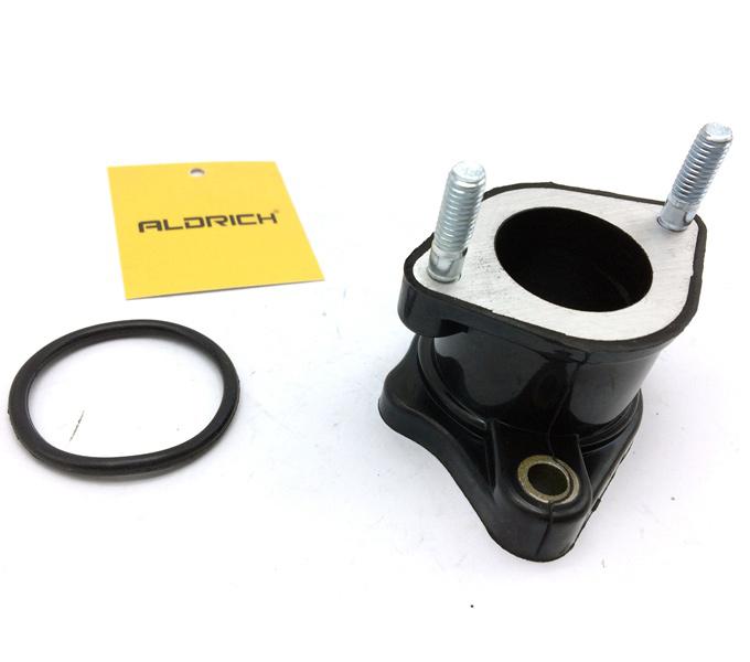 carburetor inlet pipe