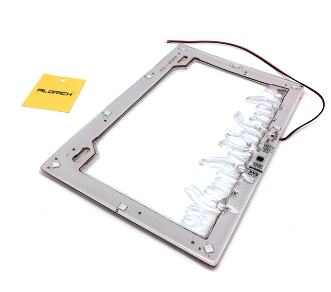 frame led light