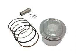 piston set bajaj bm150 std++
