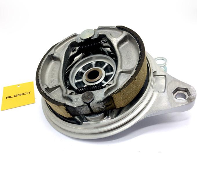brake shoe assy cargo gl150