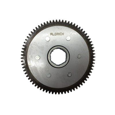 clutch cover 150