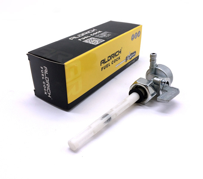 FUEL COCK CD70 - ALDRICH MOTORCYCLE IRON SPARE PARTS  motor