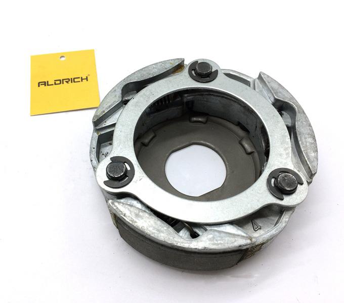 clutch pastes bws125
