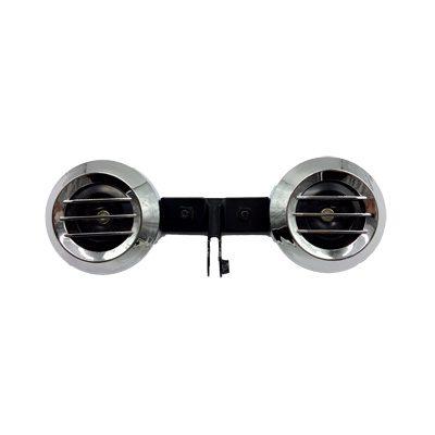 horn double head
