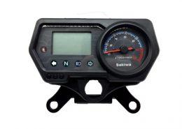 speedometer zs