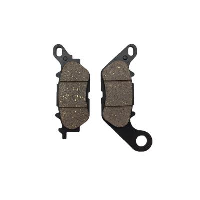 front brake pad ybr125