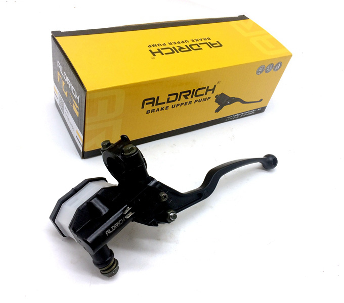 brake upper pump gn125
