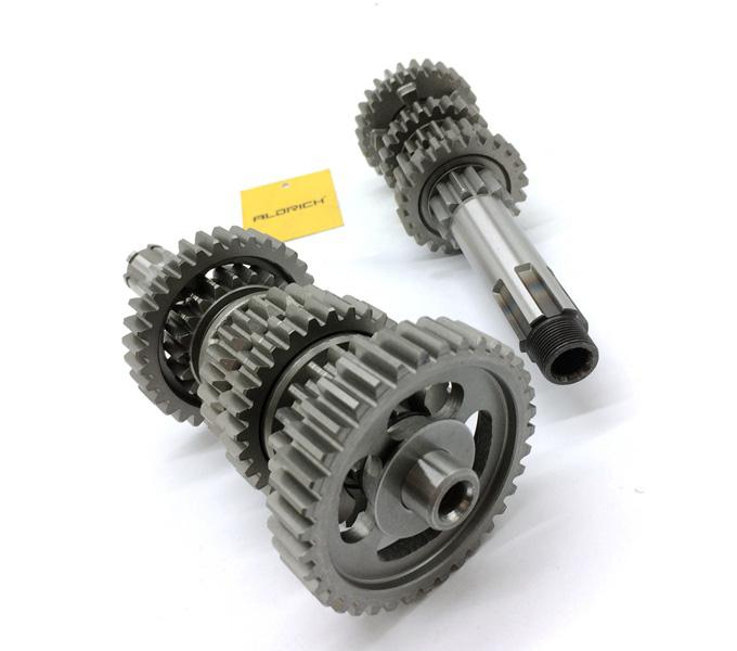 transmission gear assy six shift