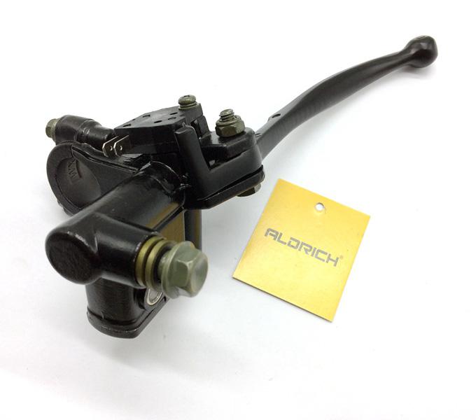 brake upper pump 110