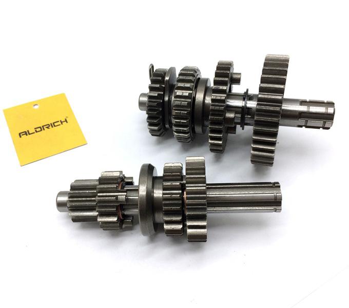 transmission gear assy 17mmx121.30mm 17mmx113.70mm 1