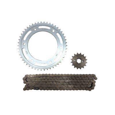 chain sprocket kit bross 150