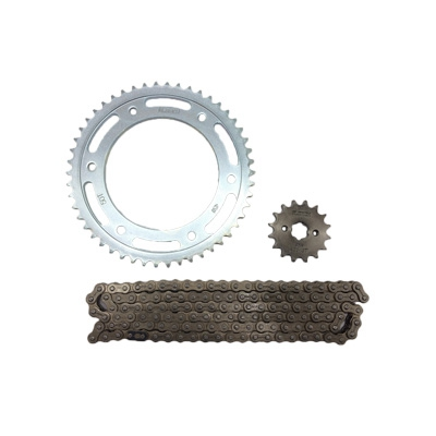 chain sprocket kit bross 150