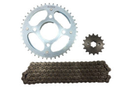 chain sprocke kit titan150