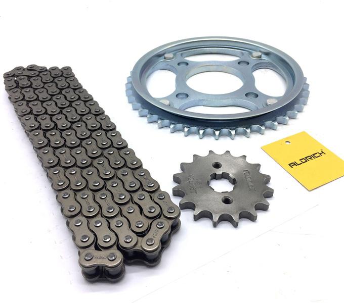 chain sprocke kit titan150