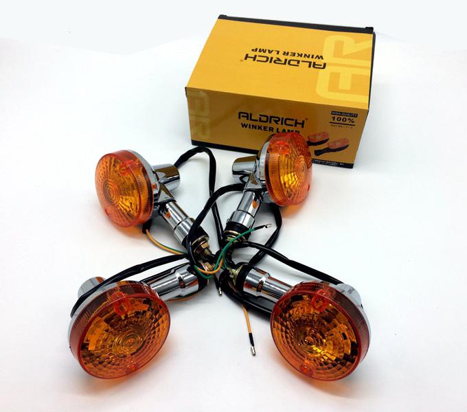 winker lamp gn125